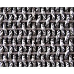 不锈钢丝绳编织装网